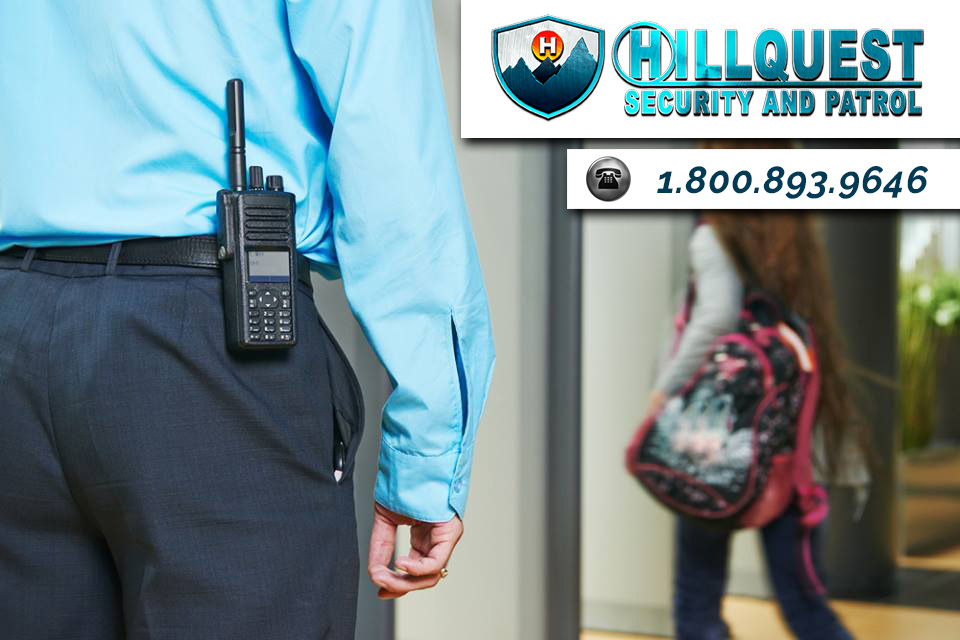 commercial security service in Los Angeles