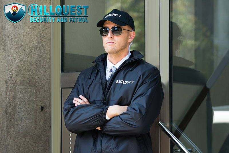 hiring the right security guard in Los Angeles