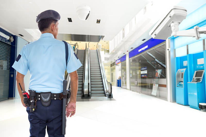 protect your business with our retail security services in Los Angeles