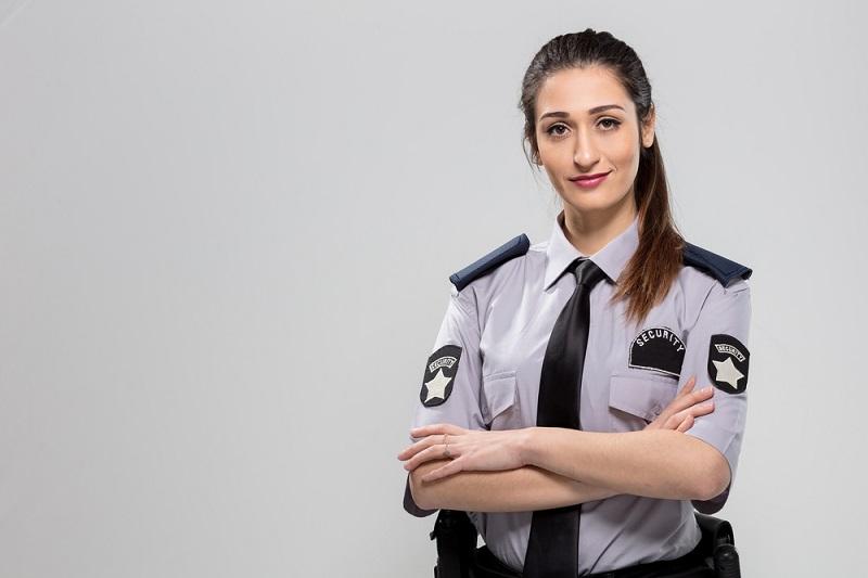 a Security Patrol in Los Angeles