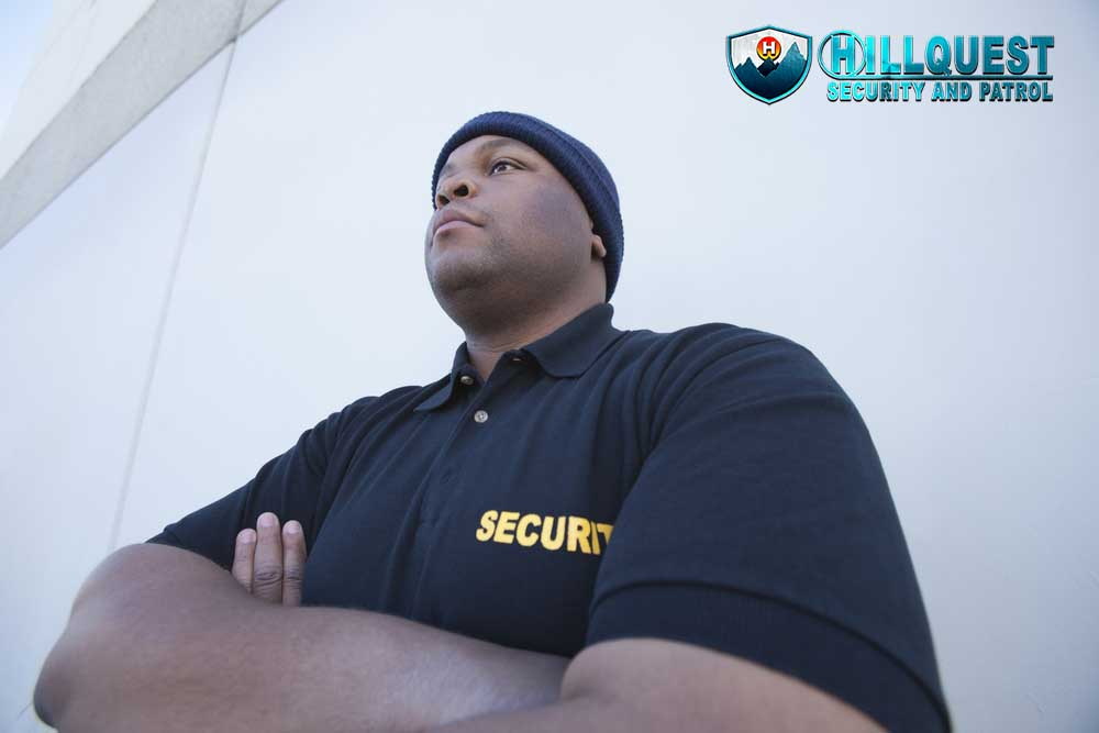 professional security patrol in Los Angeles