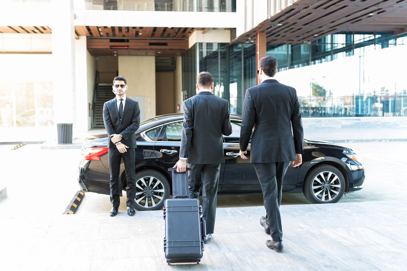 VIPs Need Bodyguard Services in Beverly Hills1