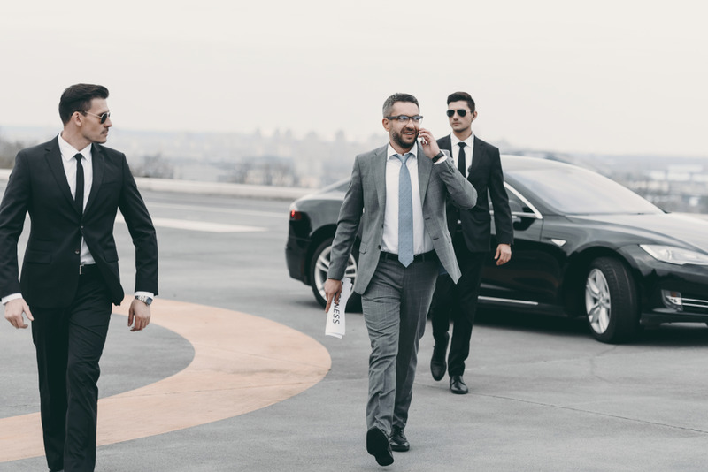bodyguard services in Orange County
