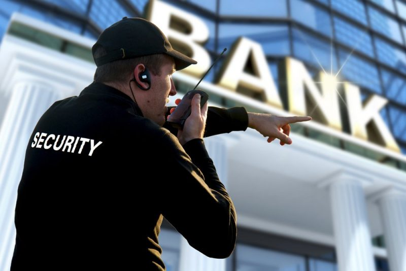 bank security services in Los Angeles
