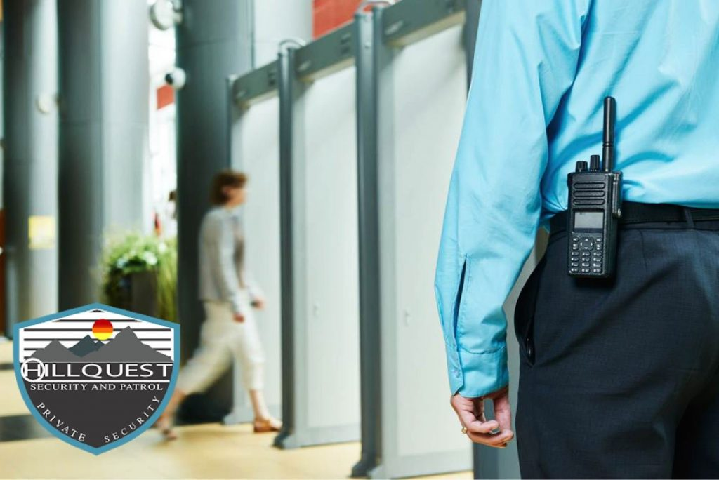 security guards in Los Angeles