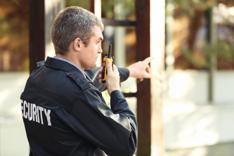 security patrol services in Beverly Hills
