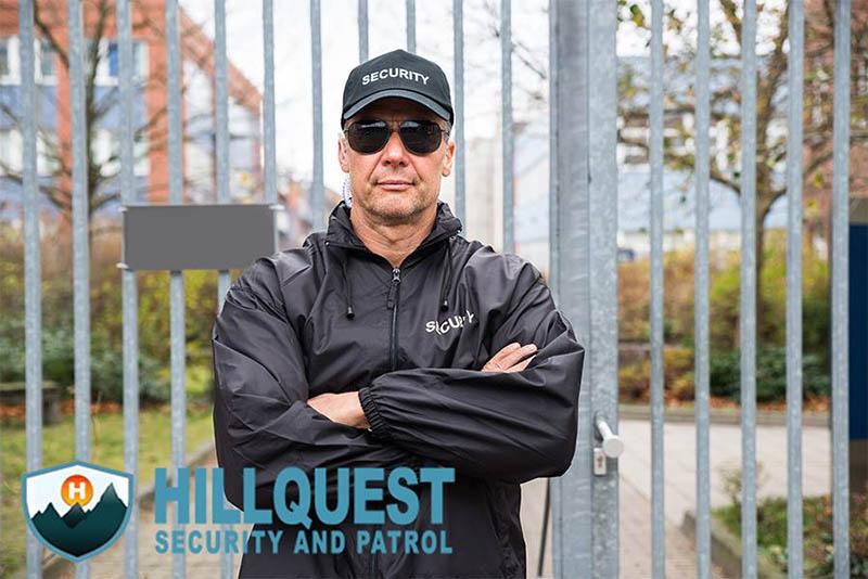 Security Guard in Los Angeles