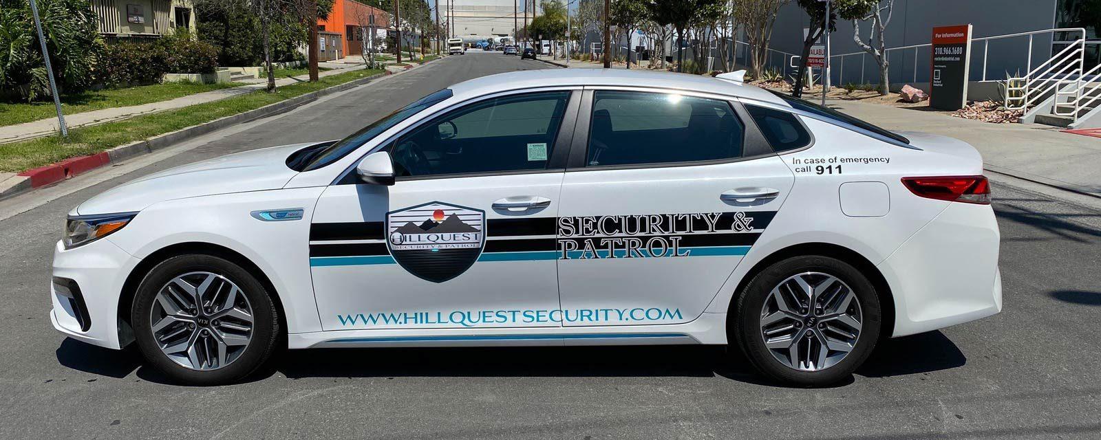 mobile patrol security companies los angeles