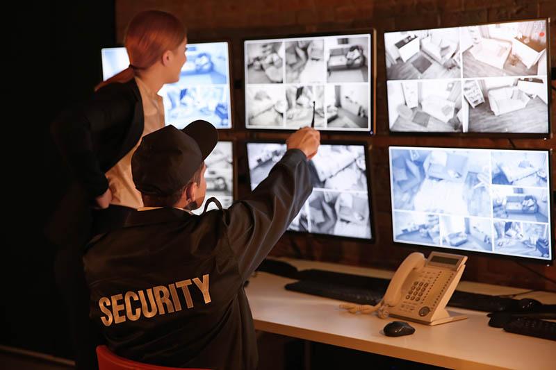 Los Angeles security company